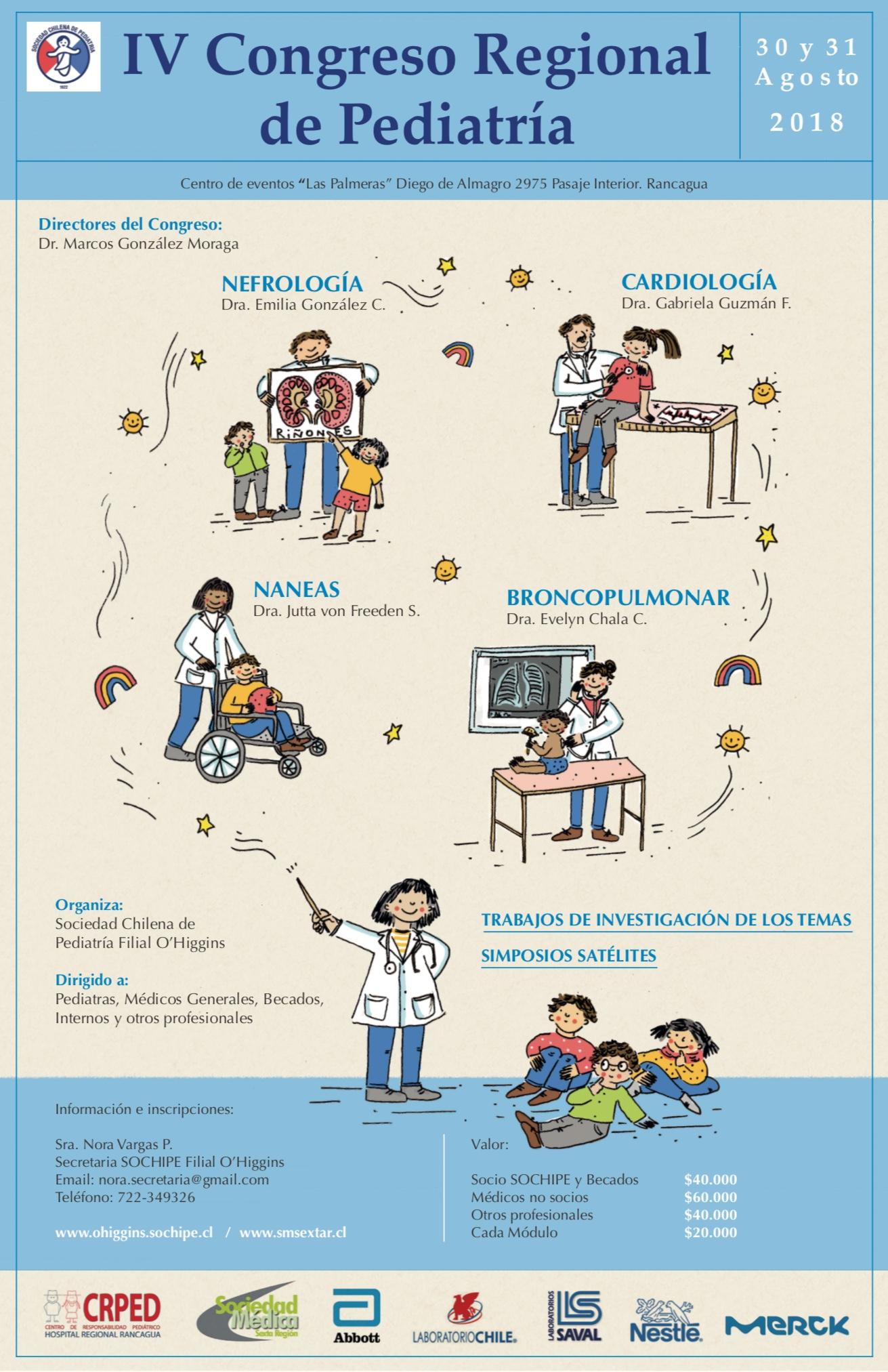 IV Congreso Regional de Pediatría 2018